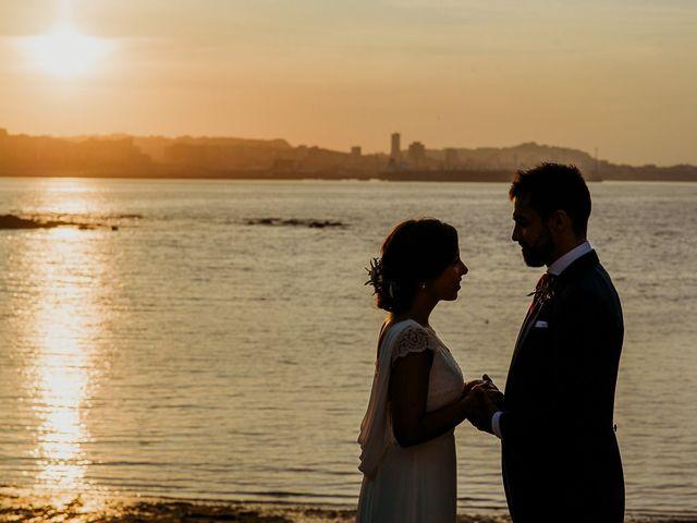 La boda de Miguel y Maria en Oleiros, A Coruña 66