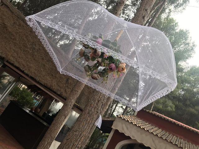 La boda de Violeta y David en Caudete, Albacete 4