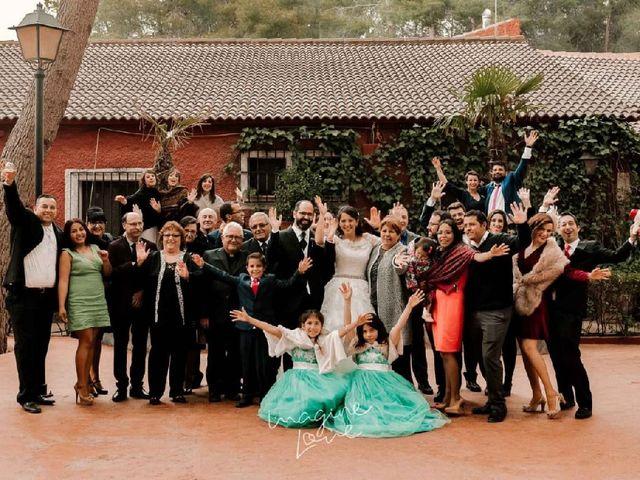 La boda de Violeta y David en Caudete, Albacete 1