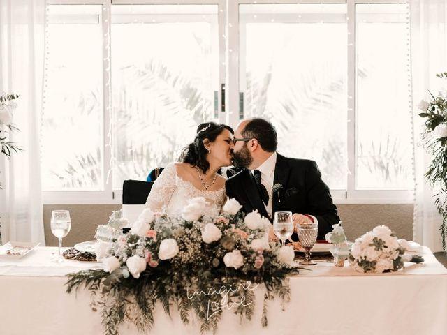 La boda de Violeta y David en Caudete, Albacete 2