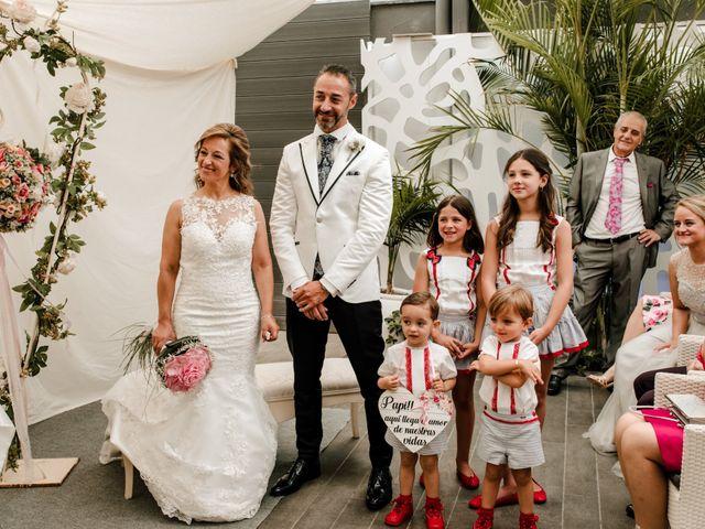 La boda de Juanfra y Mari Ángeles en Casar De Caceres, Cáceres 22