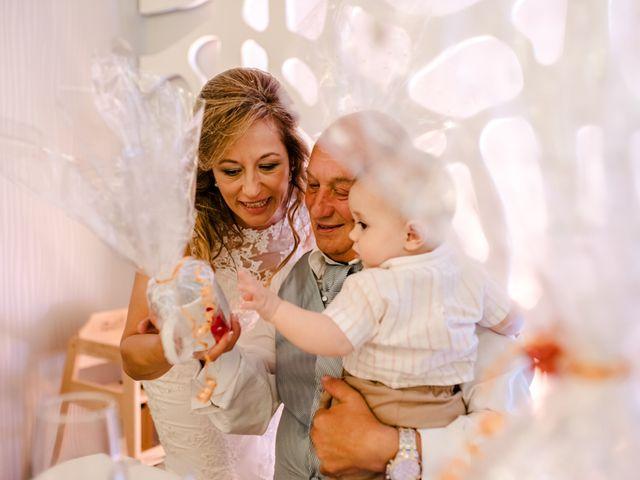 La boda de Juanfra y Mari Ángeles en Casar De Caceres, Cáceres 33