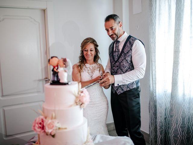 La boda de Juanfra y Mari Ángeles en Casar De Caceres, Cáceres 40