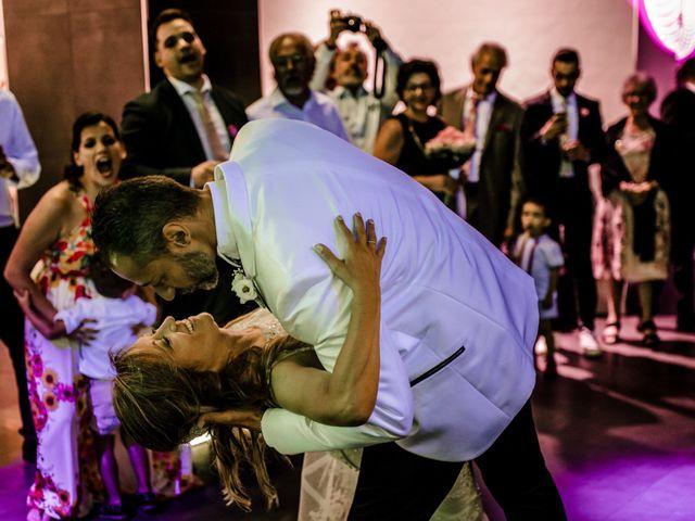 La boda de Juanfra y Mari Ángeles en Casar De Caceres, Cáceres 45