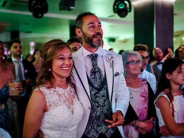 La boda de Juanfra y Mari Ángeles en Casar De Caceres, Cáceres 46