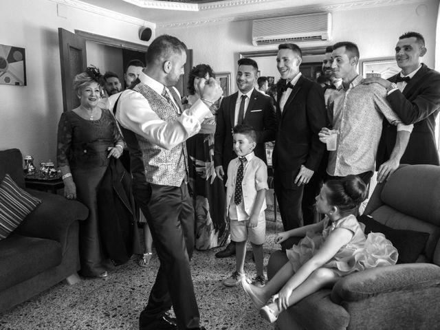 La boda de Rubén y Jenni en Elda, Alicante 7