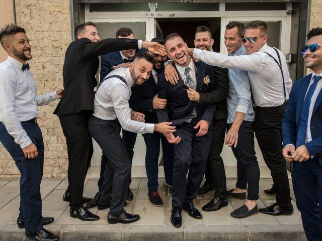 La boda de Rubén y Jenni en Elda, Alicante 11