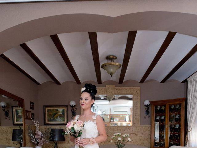 La boda de Rubén y Jenni en Elda, Alicante 12