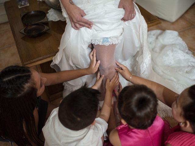 La boda de Rubén y Jenni en Elda, Alicante 17