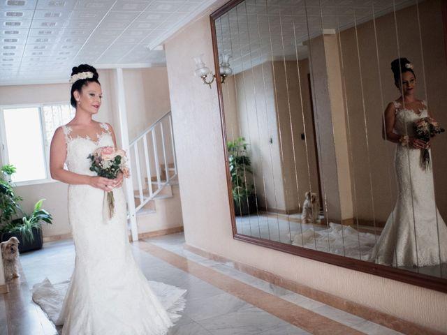 La boda de Rubén y Jenni en Elda, Alicante 1
