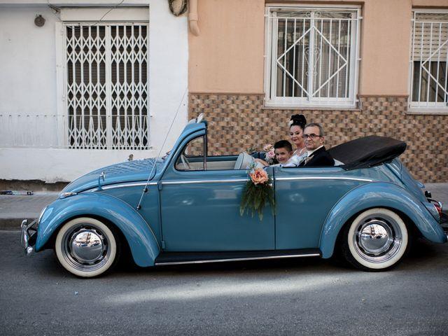La boda de Rubén y Jenni en Elda, Alicante 18