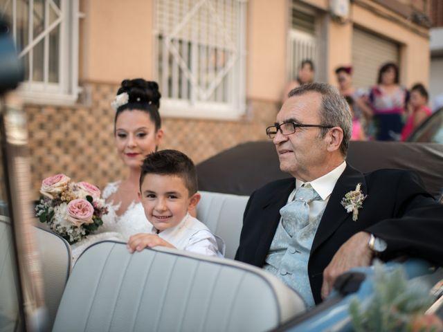 La boda de Rubén y Jenni en Elda, Alicante 19