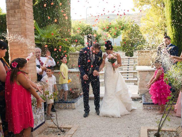 La boda de Rubén y Jenni en Elda, Alicante 20