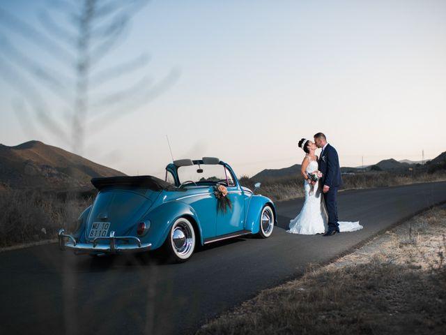 La boda de Rubén y Jenni en Elda, Alicante 23