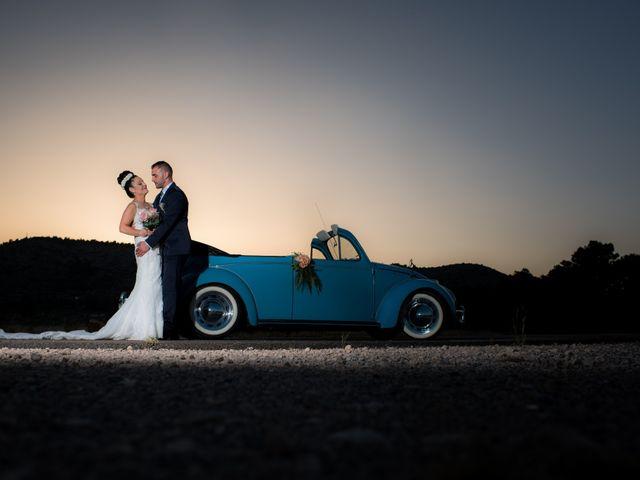 La boda de Jenni y Rubén