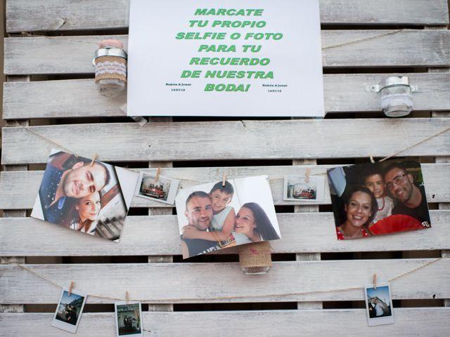 La boda de Rubén y Jenni en Elda, Alicante 27