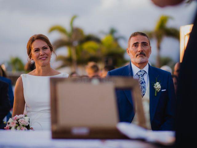 La boda de Loly y Antonio  en Las Meloneras, Las Palmas 2