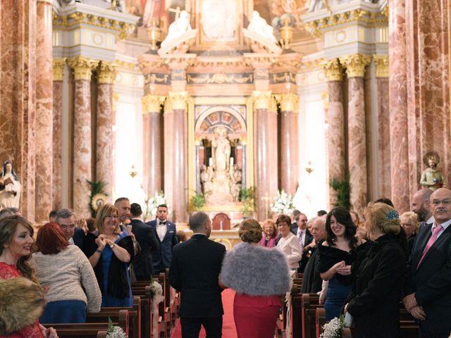 La boda de Jaume y Pilar en Valencia, Valencia 35