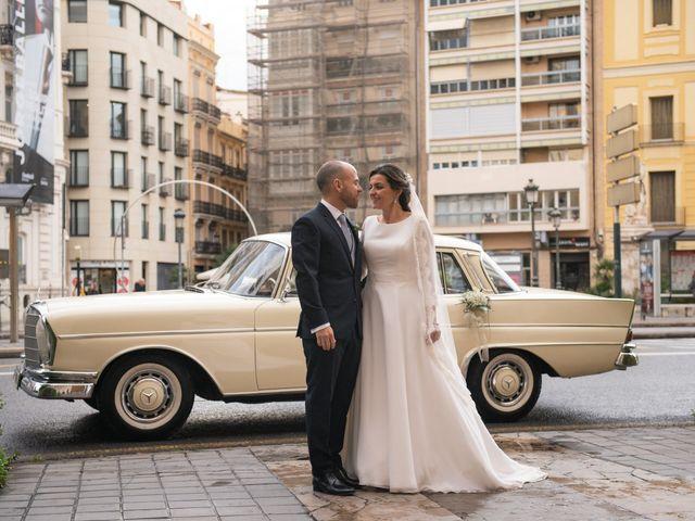 La boda de Jaume y Pilar en Valencia, Valencia 70