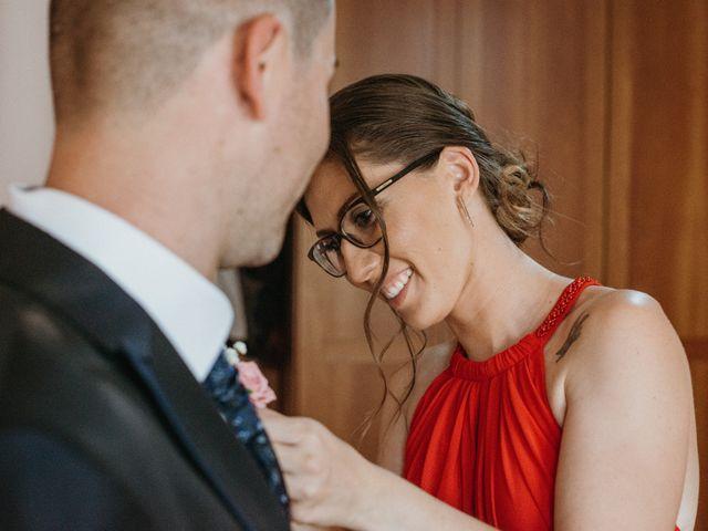 La boda de Miguel y Silvia en Sant Fost De Campsentelles, Barcelona 9
