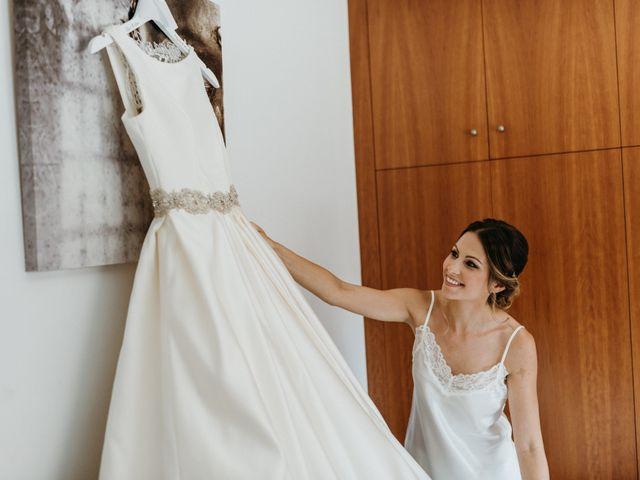 La boda de Miguel y Silvia en Sant Fost De Campsentelles, Barcelona 12