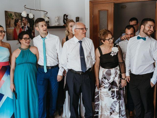 La boda de Miguel y Silvia en Sant Fost De Campsentelles, Barcelona 27