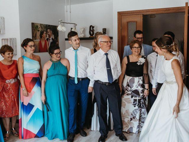 La boda de Miguel y Silvia en Sant Fost De Campsentelles, Barcelona 28