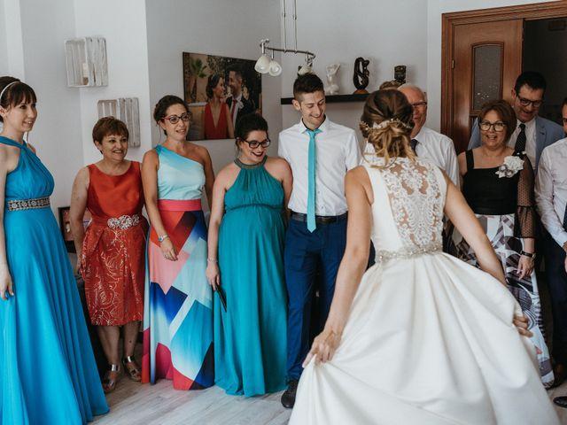 La boda de Miguel y Silvia en Sant Fost De Campsentelles, Barcelona 29
