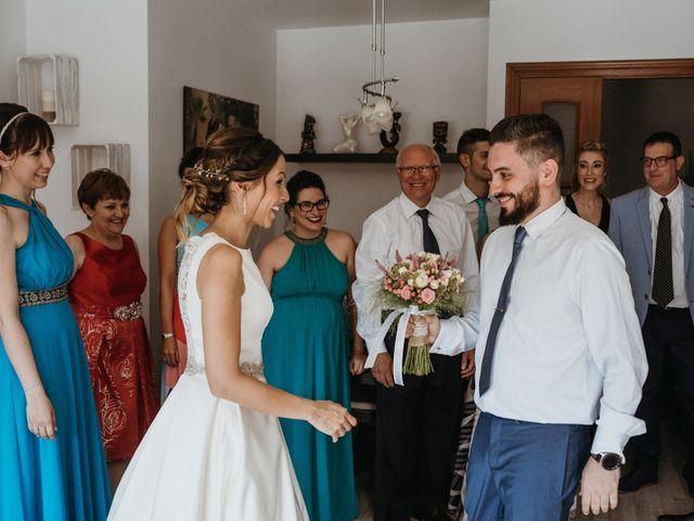 La boda de Miguel y Silvia en Sant Fost De Campsentelles, Barcelona 30