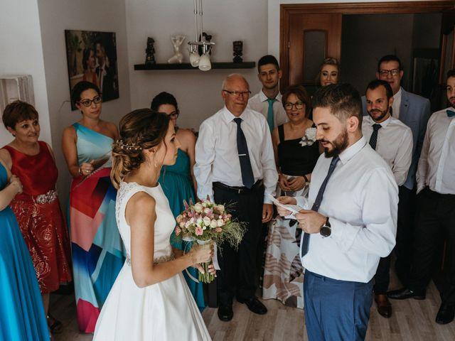 La boda de Miguel y Silvia en Sant Fost De Campsentelles, Barcelona 33