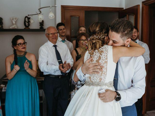La boda de Miguel y Silvia en Sant Fost De Campsentelles, Barcelona 35