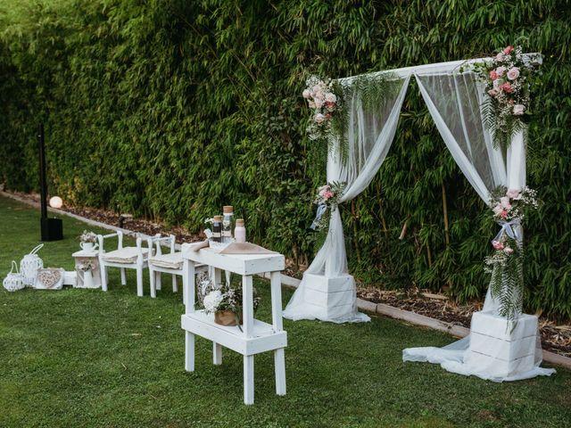 La boda de Miguel y Silvia en Sant Fost De Campsentelles, Barcelona 41