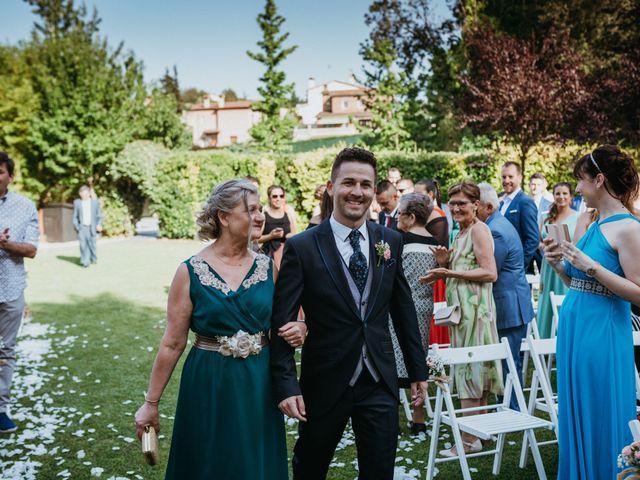 La boda de Miguel y Silvia en Sant Fost De Campsentelles, Barcelona 45