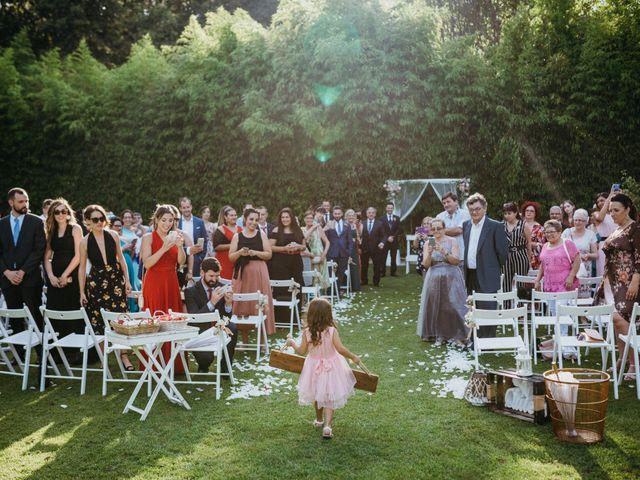 La boda de Miguel y Silvia en Sant Fost De Campsentelles, Barcelona 49