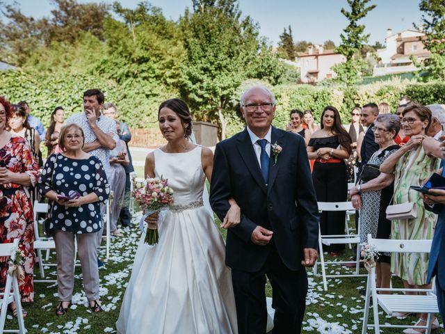 La boda de Miguel y Silvia en Sant Fost De Campsentelles, Barcelona 53