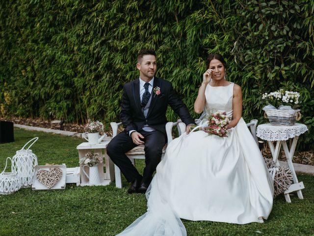 La boda de Miguel y Silvia en Sant Fost De Campsentelles, Barcelona 57