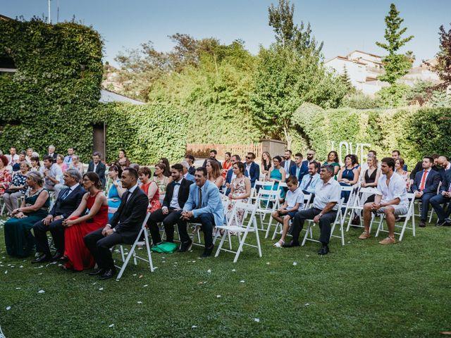 La boda de Miguel y Silvia en Sant Fost De Campsentelles, Barcelona 69