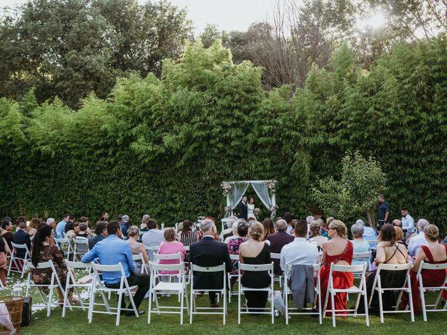 La boda de Miguel y Silvia en Sant Fost De Campsentelles, Barcelona 81
