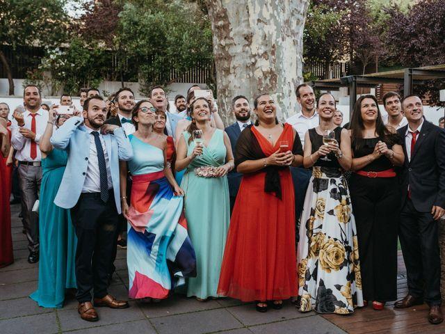La boda de Miguel y Silvia en Sant Fost De Campsentelles, Barcelona 98