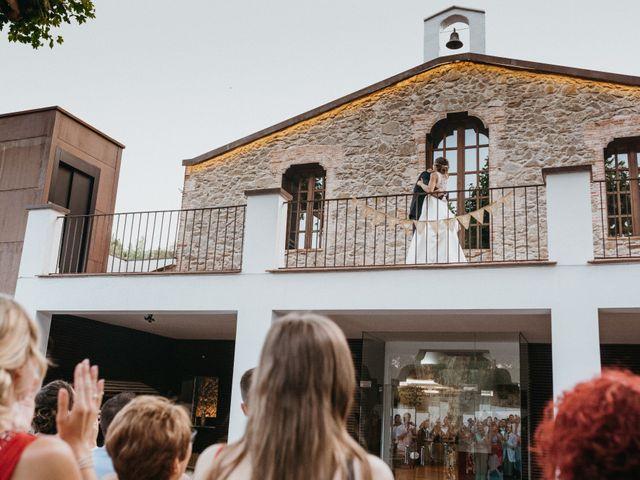 La boda de Miguel y Silvia en Sant Fost De Campsentelles, Barcelona 99