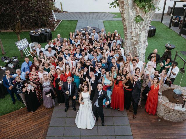 La boda de Miguel y Silvia en Sant Fost De Campsentelles, Barcelona 100