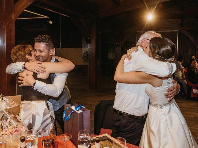 La boda de Miguel y Silvia en Sant Fost De Campsentelles, Barcelona 116