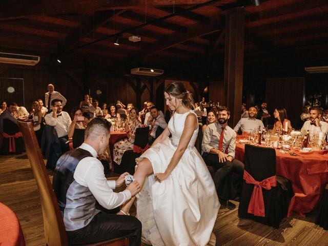 La boda de Miguel y Silvia en Sant Fost De Campsentelles, Barcelona 120