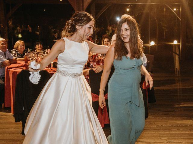 La boda de Miguel y Silvia en Sant Fost De Campsentelles, Barcelona 121