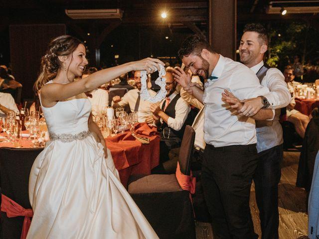 La boda de Miguel y Silvia en Sant Fost De Campsentelles, Barcelona 122
