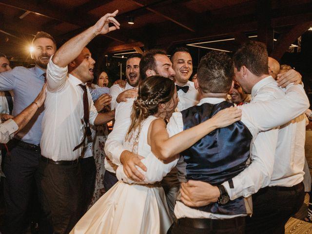 La boda de Miguel y Silvia en Sant Fost De Campsentelles, Barcelona 131