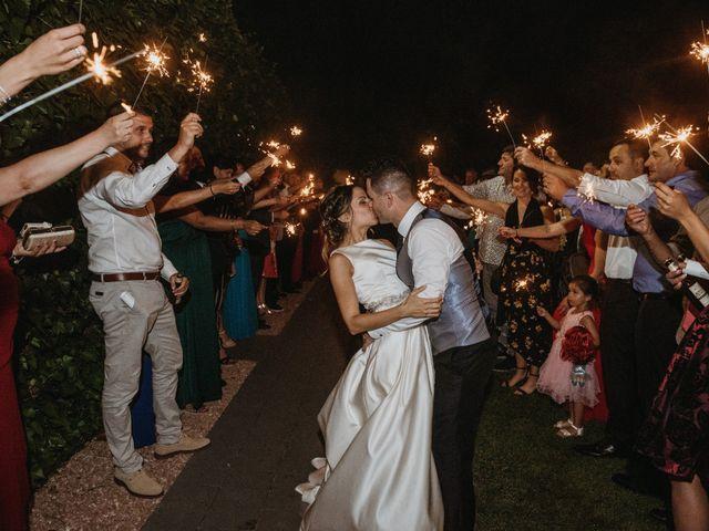 La boda de Miguel y Silvia en Sant Fost De Campsentelles, Barcelona 134
