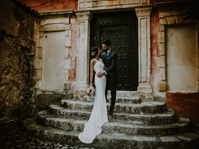 La boda de Arancha y Mario