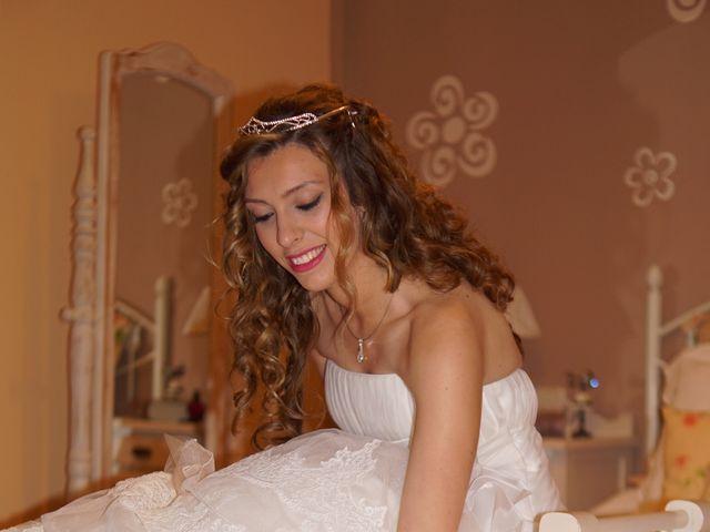 La boda de Abraham  y Sheila en Los Perez (Ayuntamiento Torrevieja), Alicante 16