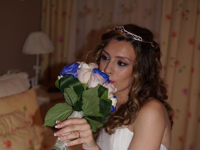 La boda de Abraham  y Sheila en Los Perez (Ayuntamiento Torrevieja), Alicante 18